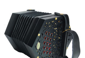 The Phoenix Anglo Concertina - best priced Intermediate concertina on the market