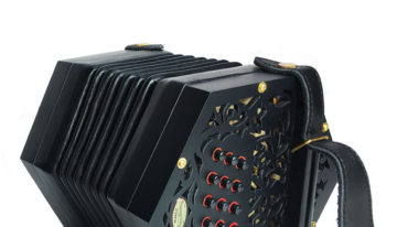 Top 5 concertinas -The Phoenix Anglo Concertina - best priced Intermediate concertina on the market