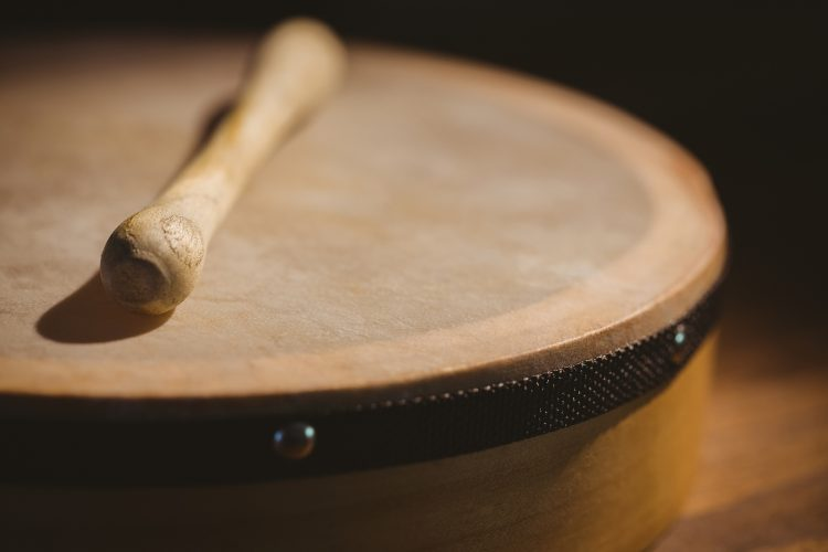 history of the bodhran
