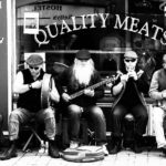 The Traditional Irish Music Session explained. Miltown Malbay - street session