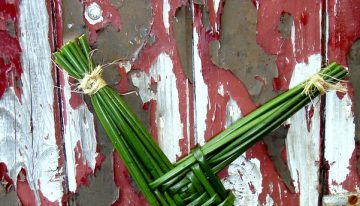 Imbolc and the St Brigid's Cross