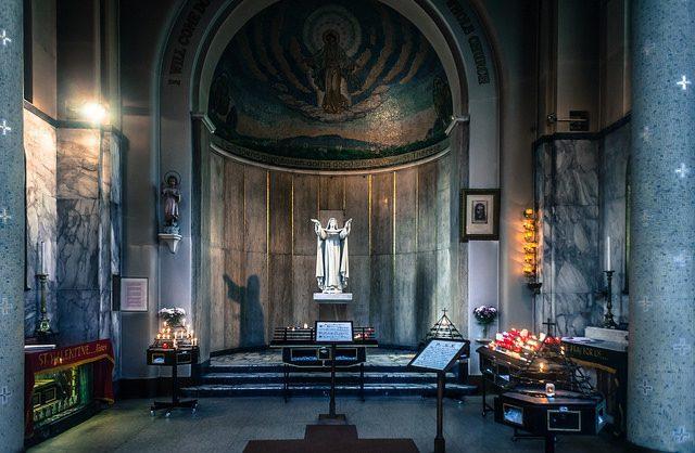St Valentine's Shrine Dublin, Ireland