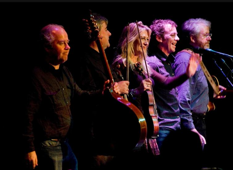 Traditional Irish music group, Altan, in Concert