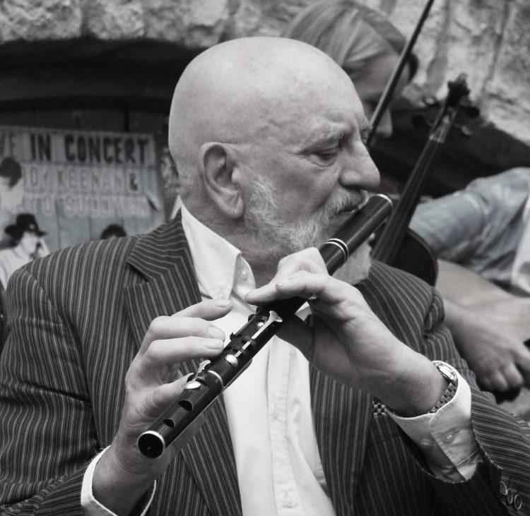 Matt Molloy Irish flute