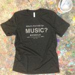 The brand new McNeela Music Screenprinted T-Shirt