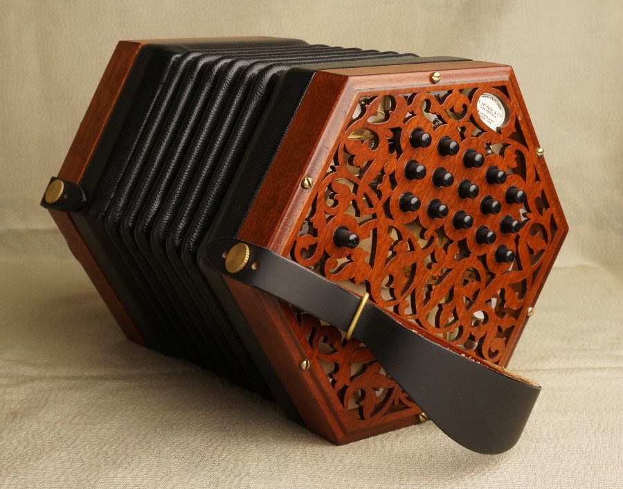morse and co ceili concertina