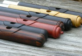 how to choose a wooden Irish flute