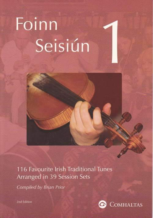 The Foinn Seisiún Series by Comhaltas is a great gift for the traditional Irish music lover