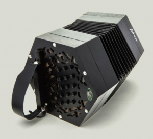 McNeela Irish music christmas gift ideas - wren concertina