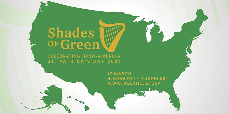 Forty shades of green - St. Patrick's Day at the Embassy of Ireland USA
