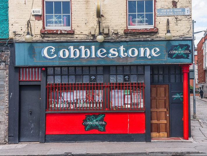 The Cobblestone Pub taken by William Murphy