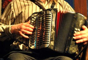 The Irish Button Accordion