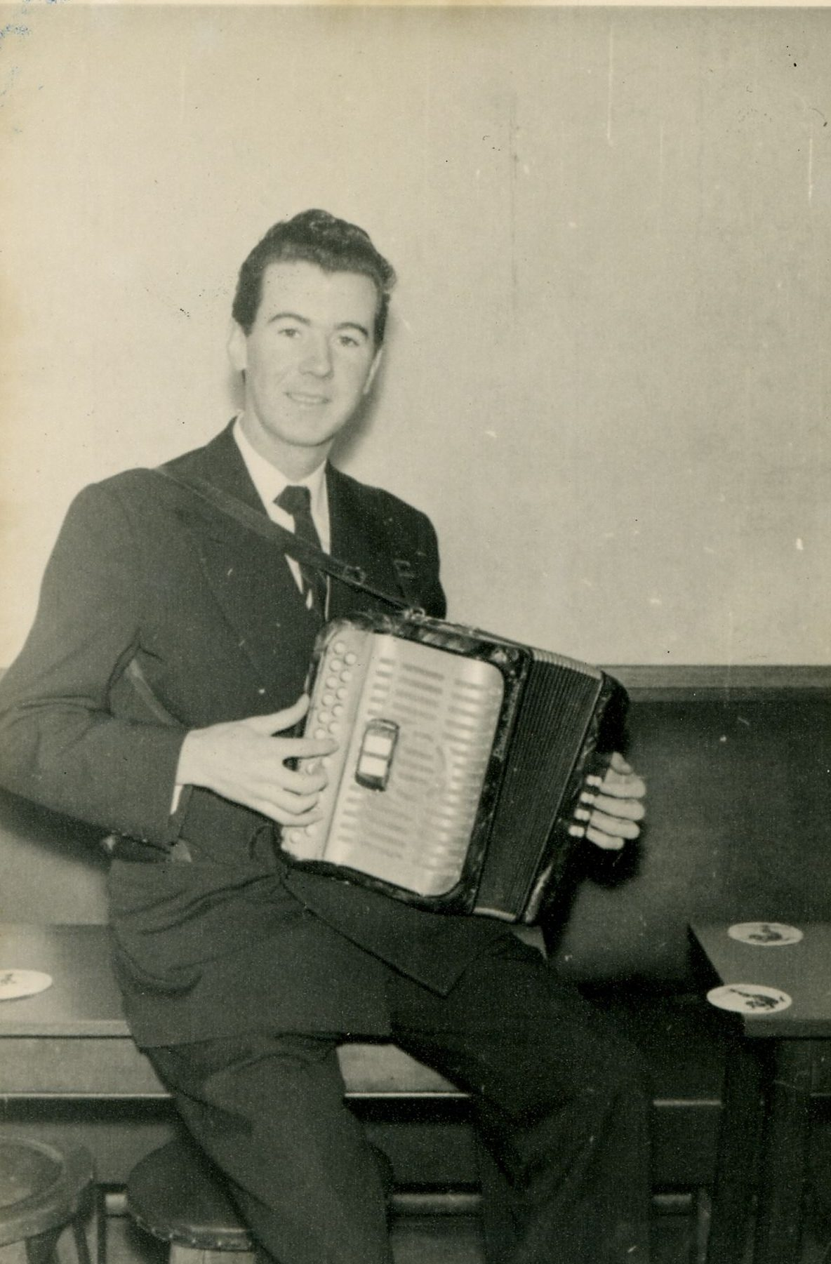 One of Three Legends on the Irish B/C Accordion