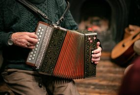 Three Legends of the Irish Accordion (B/C)