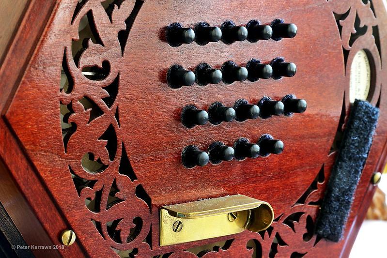 Morse Tenor English Concertina
