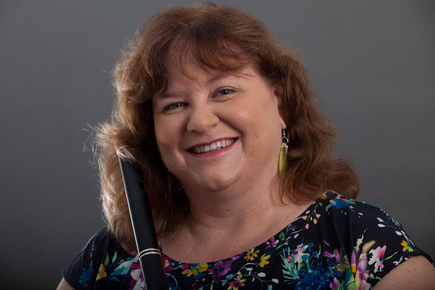 Irish flute player Neansaí Ní Choisdealbha