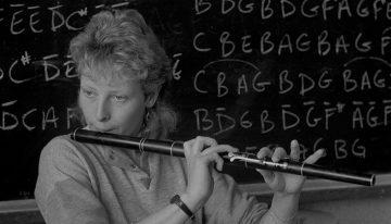 Tara diamond Irish flute