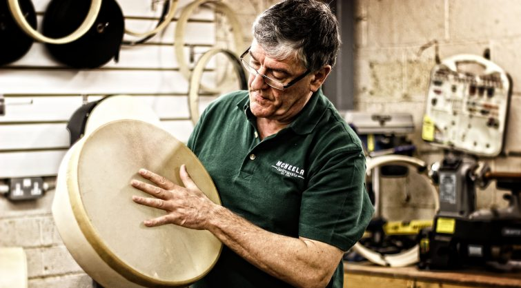 The expert guide to buying a bodhran - that will take you beyond the beginner stage!