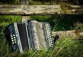 1949 Grey Paolo Soprani accordion