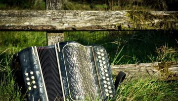 1949 Grey Paolo Soprani accordion