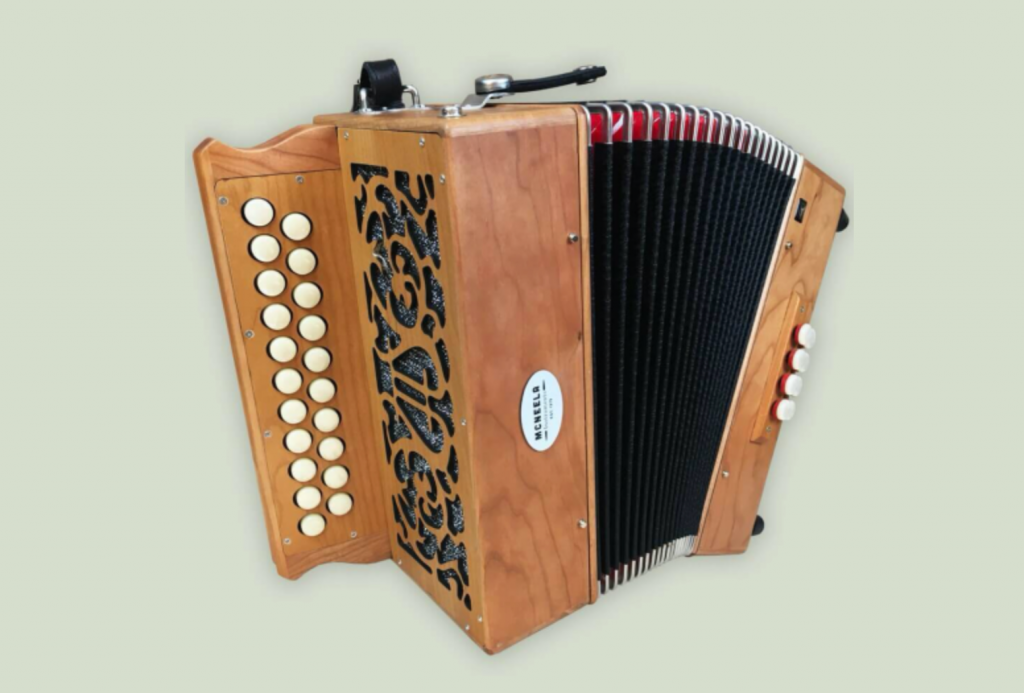 McNeela Wooden Accordion