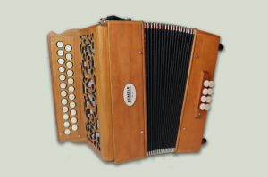 McNeela 23 Button accordion