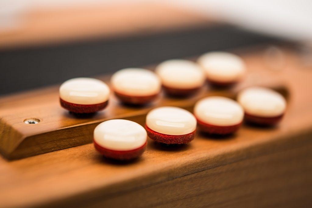 Best button accordions - Irish Button Accordion Bass Buttons - Paulo Soprani Bass Layout