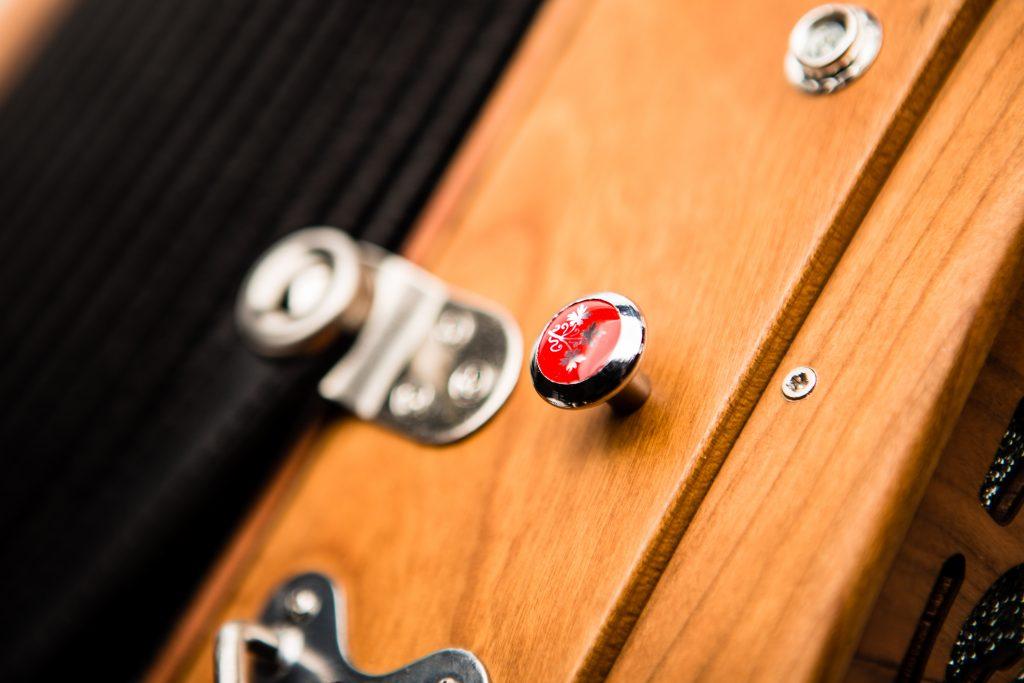 Best button accordions - Multivoice diatonic button accordion