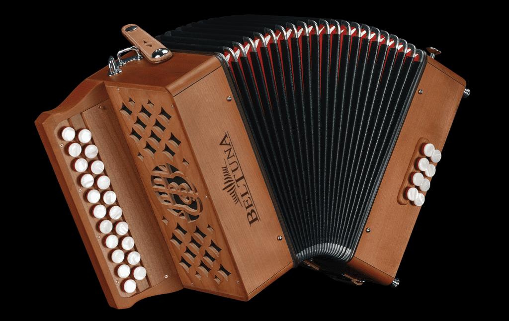 Best button accordions - Beltuna Sara 3 Irish music button accordion