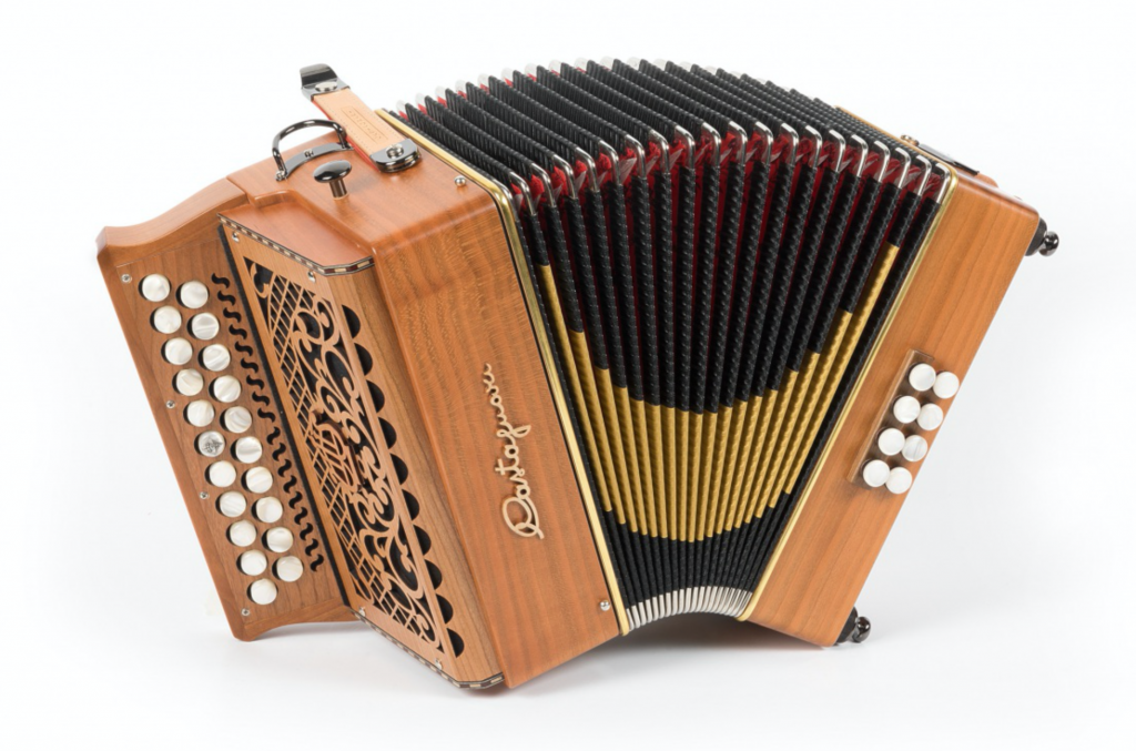 Best button accordions - Castagnari Sharon Irish Music