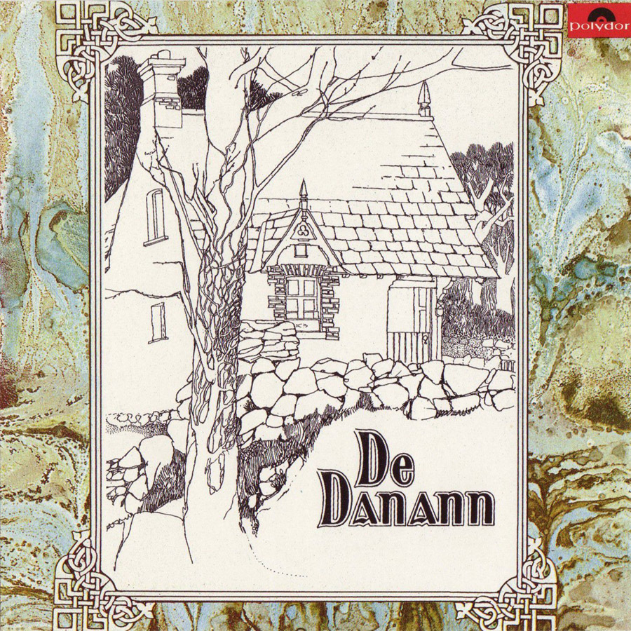 de danann 1975 album cover
