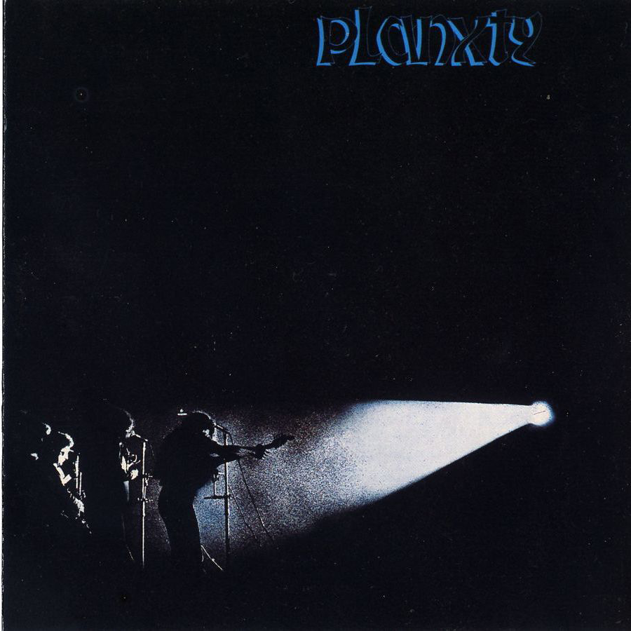 planxty black album cover 1973