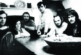 The Bothy Band circa 1975 - the most influential traditional Irish album
