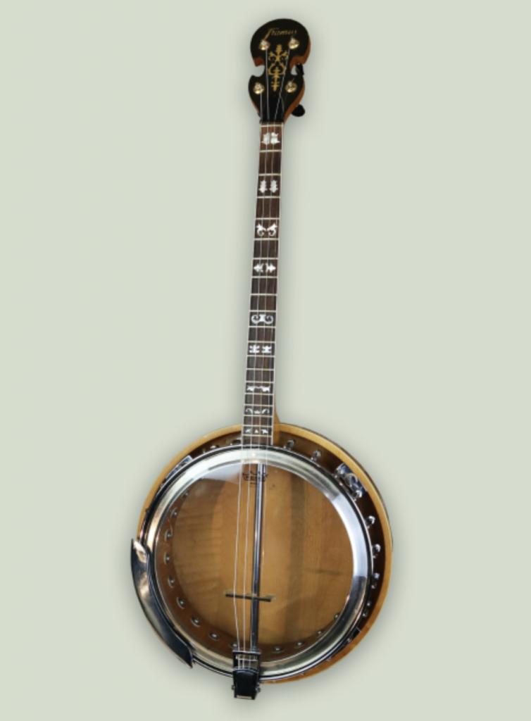 Framus Nashville Black Eagle Vintage Banjo