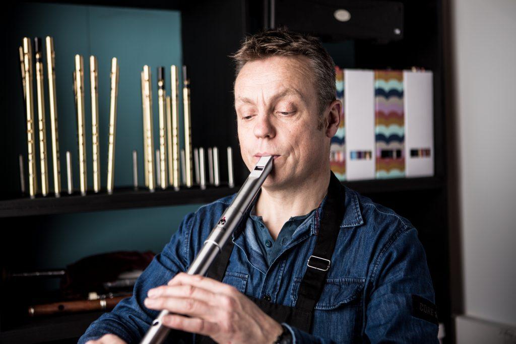 John O'Brien Setanta Whistles