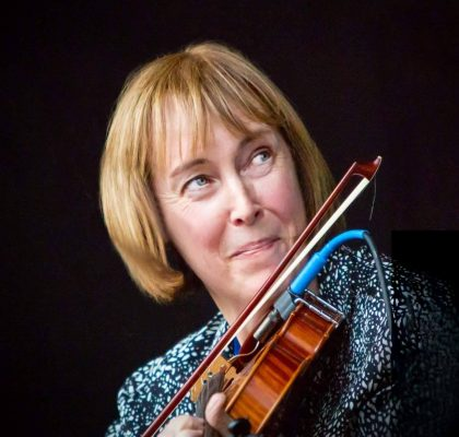 Chicago Irish American fiddle player Liz Carroll