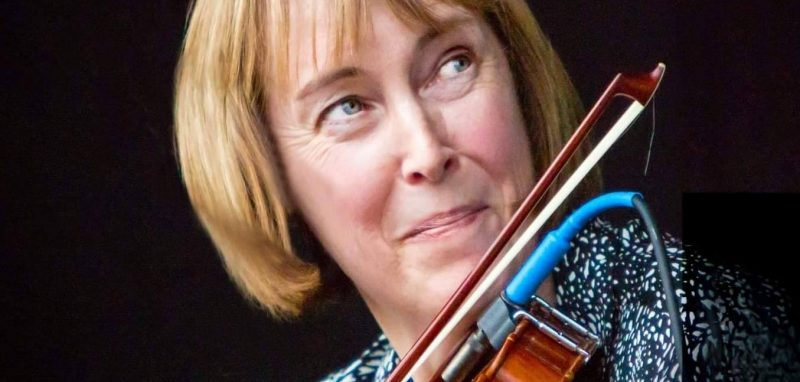Chicago Irish American fiddle player Liz Carroll