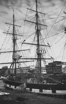 Irish sea shanties